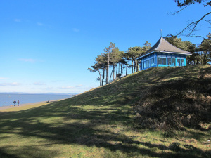 The Pagoda on Silloth Green